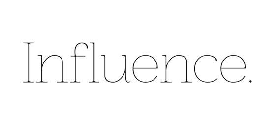 INFLUENCE - אינפלואנס