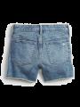 מכנסי ג'ינס קצרים עם קרעים / TEENמכנסי ג'ינס קצרים עם קרעים / TEEN של GAP image №3