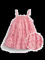 שמלת קומות בהדפס פרחים / 0-24Mשמלת קומות בהדפס פרחים / 0-24M של GAP image №1
