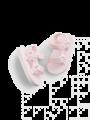 סנדלי רצועות סקוץ' / 0-24Mסנדלי רצועות סקוץ' / 0-24M של GAP image №1
