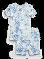 סט פיג'מה בהדפס טאי דאי / 12M-5Yסט פיג'מה בהדפס טאי דאי / 12M-5Y של GAP image №1