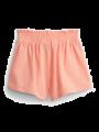 מכנסיים קצרים עם כיווצים / 12M-5Yמכנסיים קצרים עם כיווצים / 12M-5Y של GAP image №2
