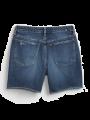 מכנסי ג'ינס קצרים בשטיפה כהה / TEENמכנסי ג'ינס קצרים בשטיפה כהה / TEEN של GAP image №3