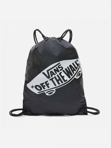 תיק שק ניילון לוגו של VANS