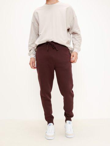מכנסי טרנינג עם כיסים של FOX