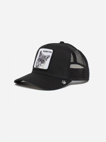 כובע מצחייה עם פאץ' זאב / גברים של GOORIN BROS