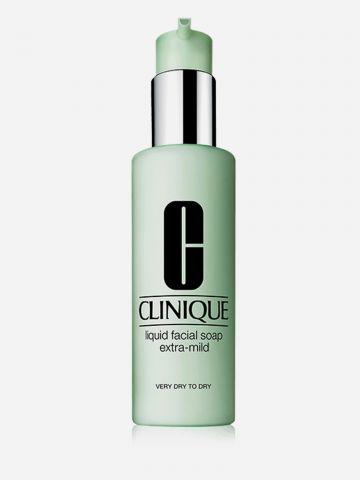 סבון פנים נוזלי לעור יבש ויבש מאוד EXTRA MILD של CLINIQUE