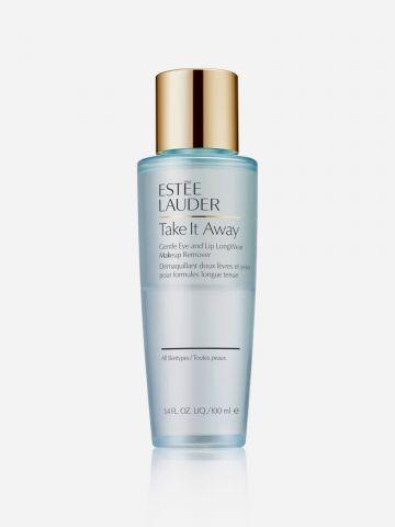 מסיר איפור עמיד לשפתיים ולעיניים Perfactly Clean של ESTEE LAUDER