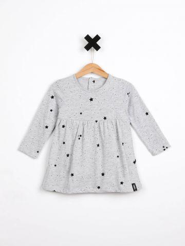 שמלת בגד גוף בהדפס כוכבים / בייבי בנות של TERMINAL X KIDS