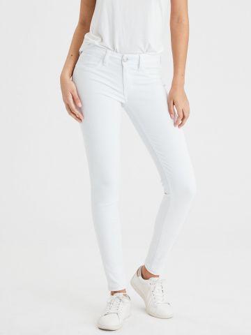 ג'ינס סקיני גזרה נמוכה Ne(x)t Level Stretch של AMERICAN EAGLE