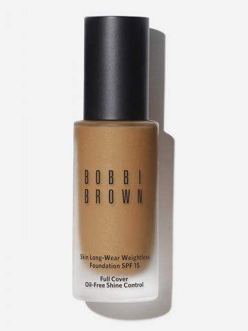 מייק-אפ עמיד Skin Long-Wear Weightless Foundation - Honey של BOBBI BROWN