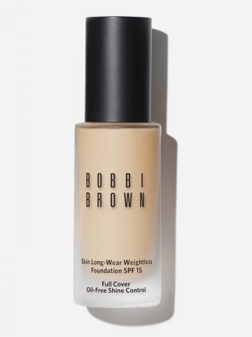 מייק-אפ עמיד Skin Long-Wear Weightless Foundation - Alabaster של BOBBI BROWN