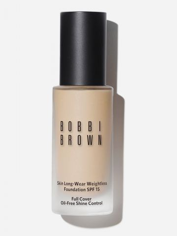מייק-אפ עמיד Skin Long-Wear Weightless Foundation - Porcelain של BOBBI BROWN