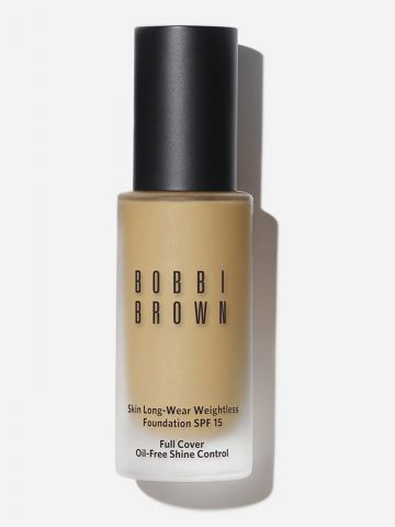 מייק-אפ עמיד Skin Long-Wear Weightless Foundation - Sand של BOBBI BROWN