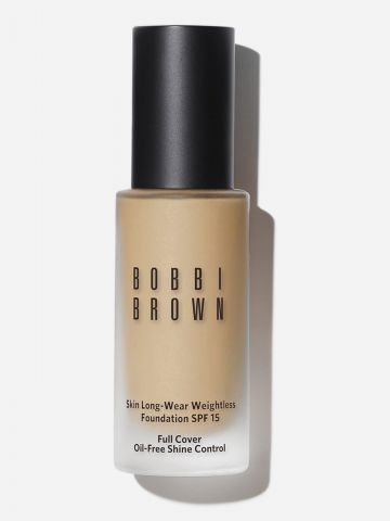 מייק-אפ עמיד Skin Long-Wear Weightless Foundation - Warm Ivory של BOBBI BROWN