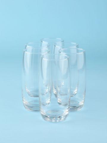 כוס זכוכית לשתייה קרה Ivory של FOX HOME