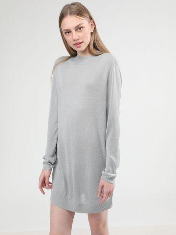 שמלת סריג מיני לורקס של GLAMOROUS