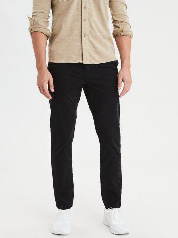מכנסיים ארוכים בגזרת סלים Slim של AMERICAN EAGLE