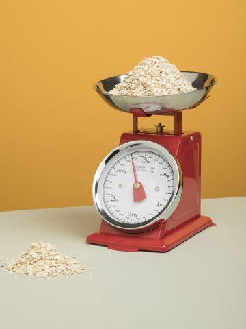 משקל אנלוגי רטרו למטבח של FOX HOME