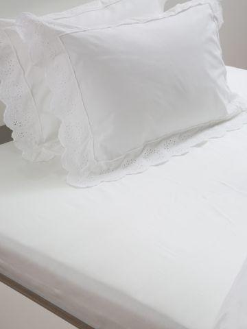 סדין חלק למיטת יחיד / 90X200 של FOX HOME