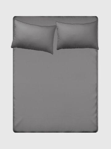 סדין למיטה זוגית בגימור סאטן של FOX HOME
