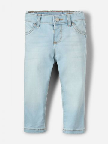 ג'ינס סקיני ווש בשטיפה בהירה/ בנות של THE CHILDREN'S PLACE