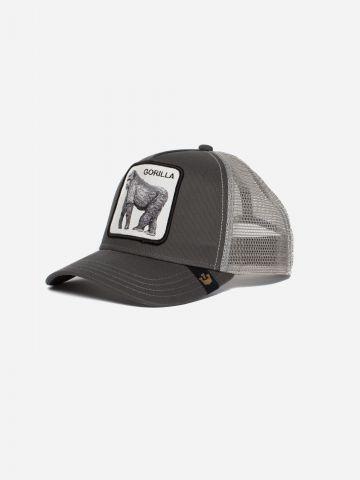 כובע מצחיה עם פאץ' גורילה של GOORIN BROS