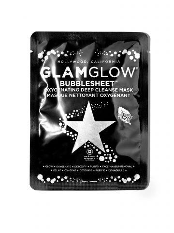 מסכת בועות לפנים Bubblesheet של GLAMGLOW