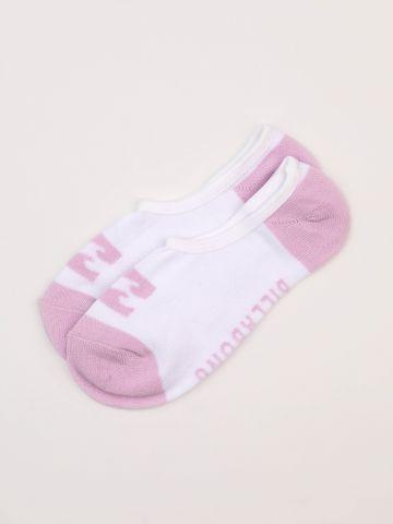 גרביים נמוכים עם לוגו / נשים של BILLABONG