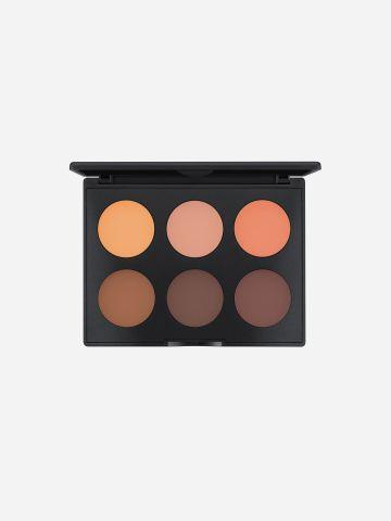 פלטת הארות והצללות Studio Fix Sculpt and Shape Contour Palette - Medium Dark/Dark של MAC