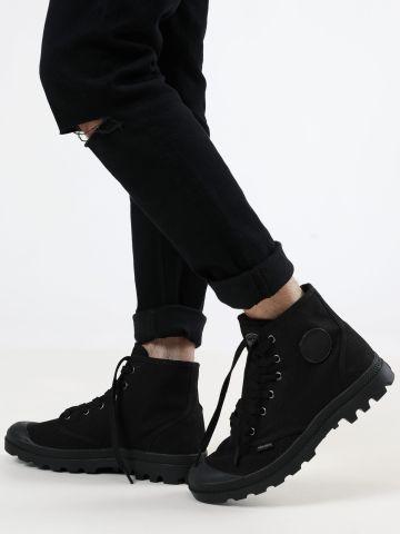 נעלי קנבס גבוהות Pampa Hi / גברים של PALLADIUM
