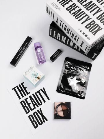 מארז ביוטי The Beauty Box // כל מותגי הביוטי המובילים של MAC