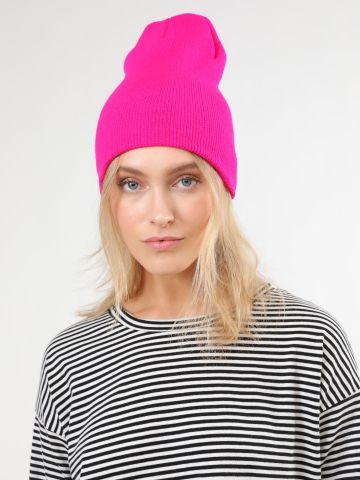 כובע גרב ניאון / נשים של TERMINAL X