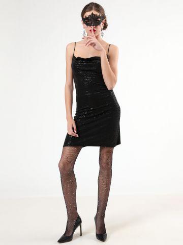 שמלת פאייטים מיני Mystery Girl / תחפושות לפורים של TERMINAL X