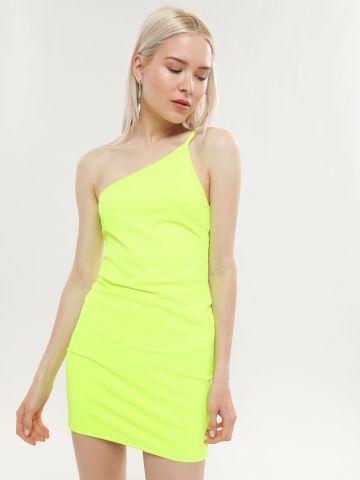שמלת ניאון וואן שולדר של TERMINAL X
