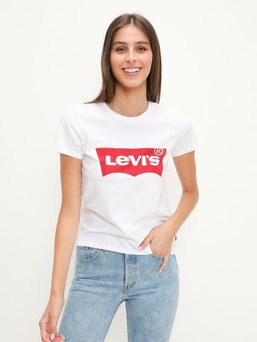טי שירט לוגו של LEVIS