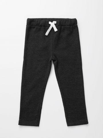 מכנסי פיקה ארוכים / 3M-4Y של TERMINAL X KIDS