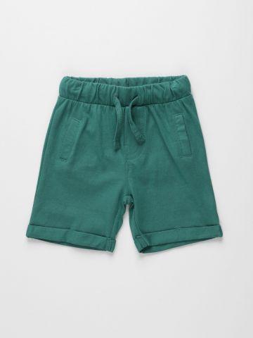 מכנסי ברמודה עם כיסים / בייבי בנים של FOX