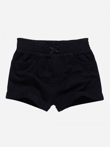 מכנסיים קצרים עם פפיון / בייבי בנות של FOX