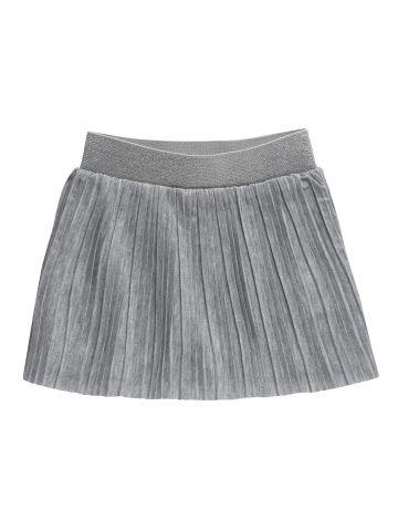 חצאית מכנסיים פליסה עם גומי נוצץ / בייבי בנות של FOX