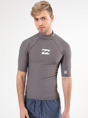 חולצת גלישה לוגו של BILLABONG