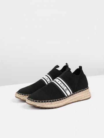 נעלי גרב אספדריל KENDALL X KYLIE של KENDALL + KYLIE