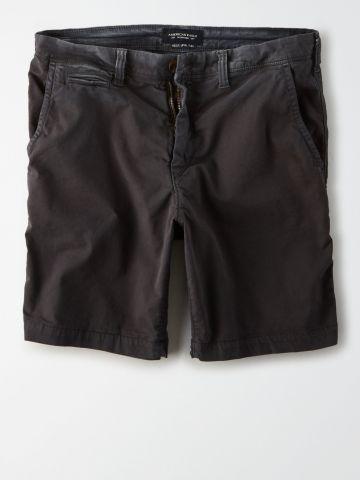 מכנסיים מחויטים קצרים / גברים של AMERICAN EAGLE