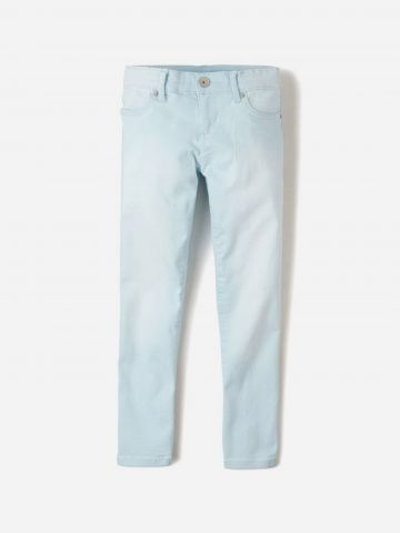 ג'ינס סקיני בשטיפה בהירה / בנות של THE CHILDREN'S PLACE