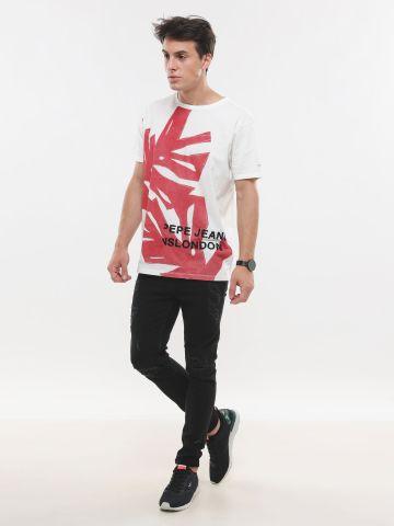 ג'ינס סקיני עם קרעים של PEPE JEANS