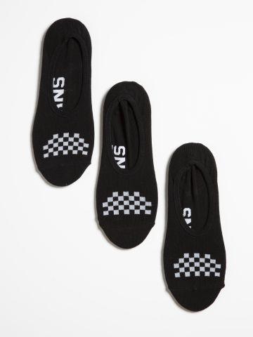 מארז 3 זוגות גרביים נמוכים / נשים של VANS