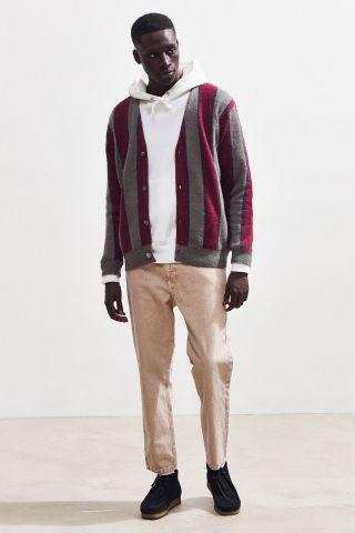 ג'ינס בגזרת Dad ישרה BDG של URBAN OUTFITTERS