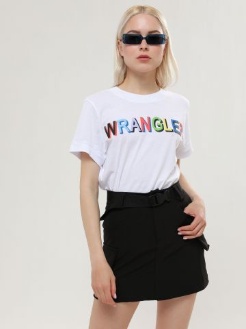 חצאית מיני דגמ״ח של TERMINAL X