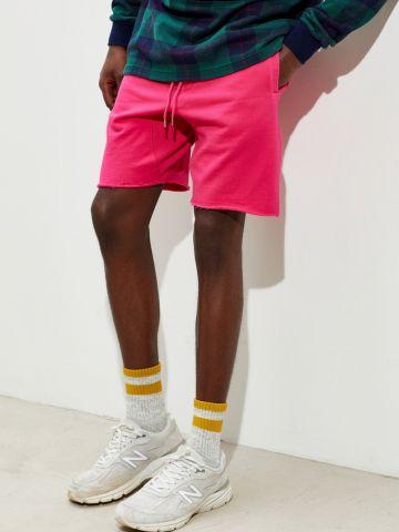 מכנסי טרנינג קצרים עם כיסים UO של URBAN OUTFITTERS