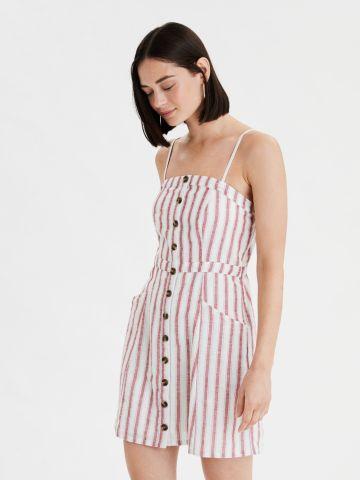 שמלת מיני בהדפס פסים של AMERICAN EAGLE